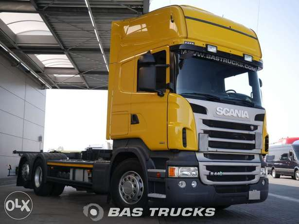 Scania R440 - To be Imported Lekki - image 3