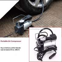Portable Air Compressor for all vehicles. Delivery Countrywide