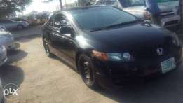 Clean Registered 2010 Honda Civic 2-Door Coupe In Excellent Condition