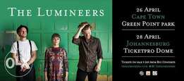 The Lumineers Tickets - 26 April 2017