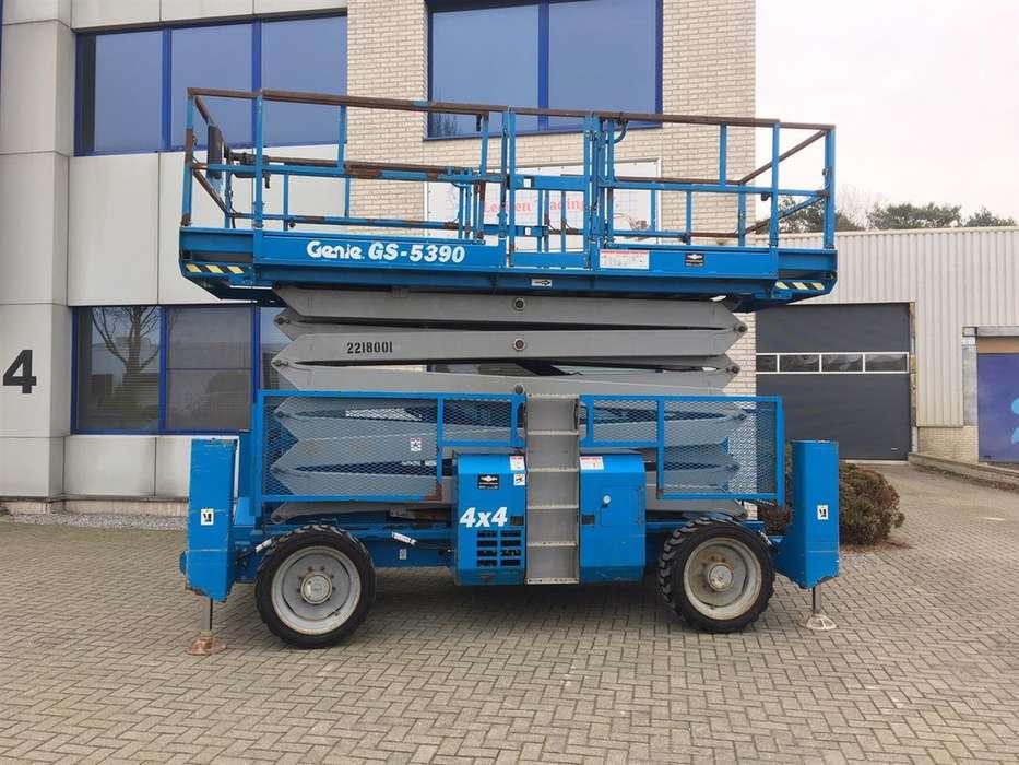 Genie GS-5390 4x4 - 2007