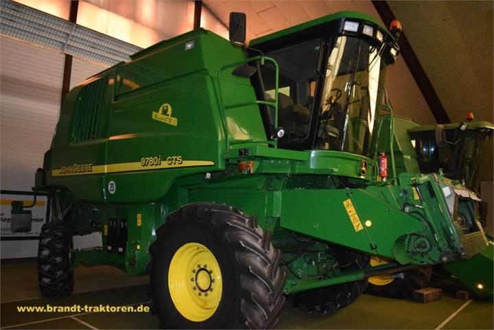 John Deere 9780 I Cts Hm - 2006