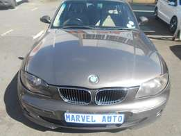 2007 Bmw 1 Series 120i 5-Door For R100,000