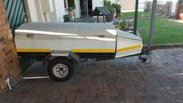 Trailor very good condition