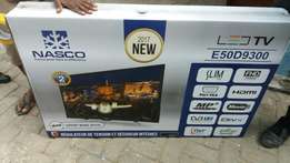 "User friendly functions ""50* inches latest modern Nasco slim edge"