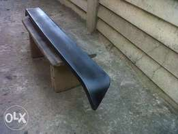 Vw golf mk3 VR6/GTI bootspoiler for sale