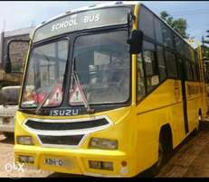 School bus SINCE new .one owner.51 seats.frr