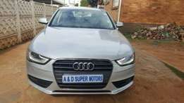 TDi 2013 Audi A4 2.0 Tdi Sedan Still In A Very Good Condition For Sale