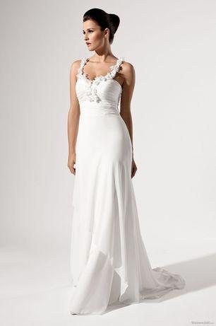 355493d26f Suknia sukienka ślubna Elizabeth Passion r. 38 biała Bytów - image 1