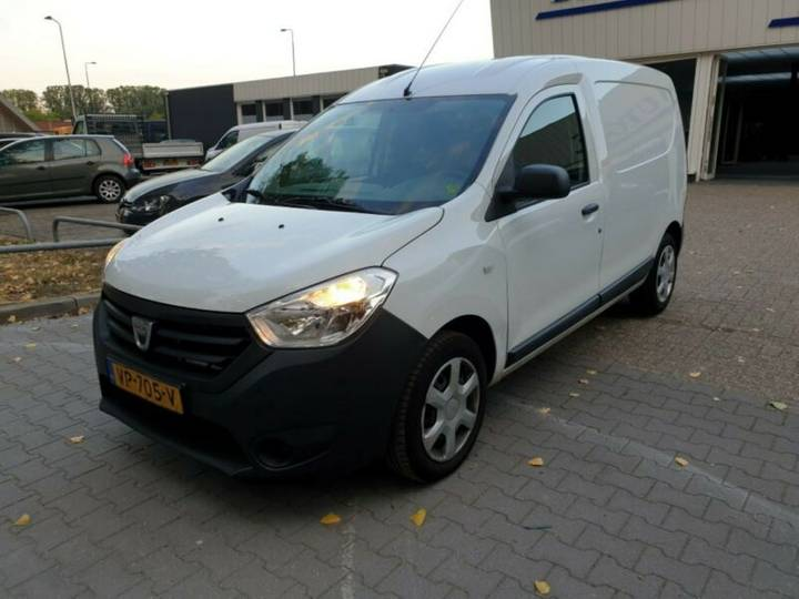 Dacia Dokker 1.5DCi Klima Eur 3900,- - 2015