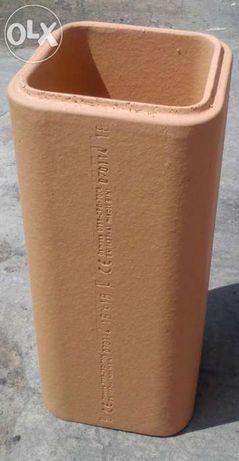 Chwalebne Wkłady przewody kominowe ceramiczne 180x180x500 wkład komina WR71
