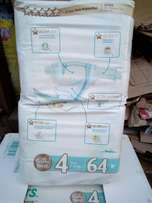 Pampers for new born babies