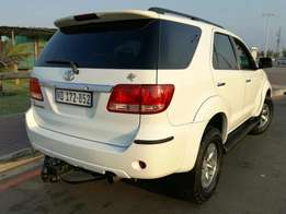 2008 Toyota Fortuner, D4d, manual, 2x4, Pristine!