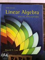 linear Algebra and its application