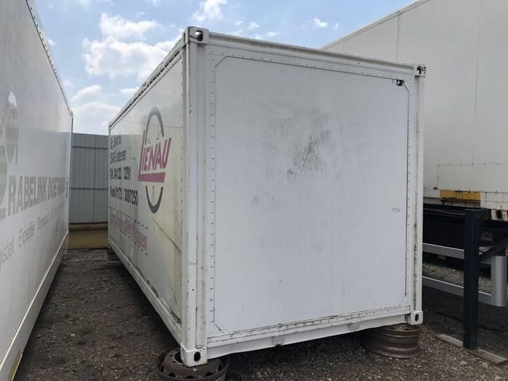 Schmitz Cargobull BDF - 2019