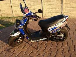 2013 yamaha bws immaculate scooter for sale