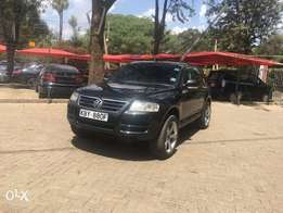 Volkswagen Touareg diesel on Quick sale