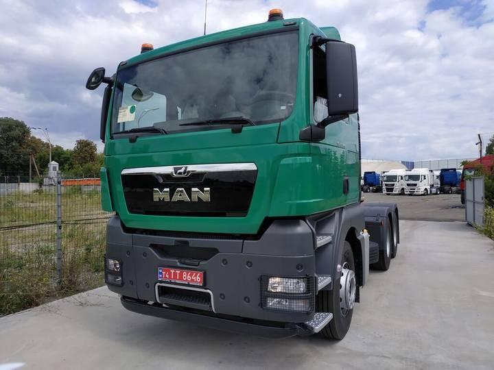 MAN TGX 33.540 BBS - 2019