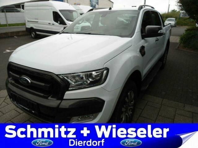Ford Ranger DOKA 4x4 Wildtrak AHK/Rollo/ACC/ 32% - 2019