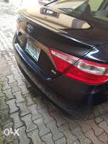Super clean 2015 model Toyota Camry SE for sale
