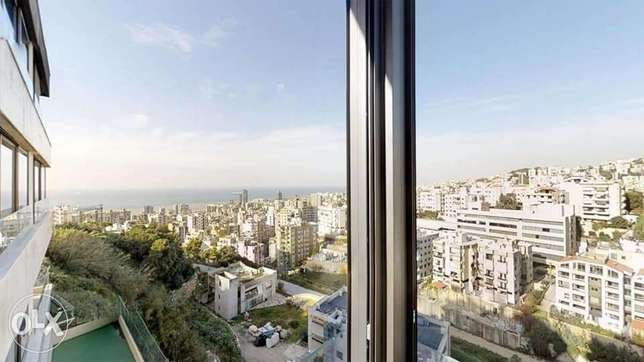 Bsalim deluxe 140 sqm open view ! بصاليم -  1