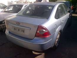 2007 Ford Focus Sedan 2.0 Stripping for spares
