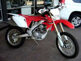 2015 HONDA CRF 250X for sale for only R59 900! As new never been raced