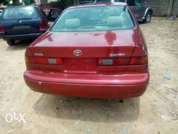 Toyota Camry tokunbo 2.2 for sale buy very sharp and drive no issue