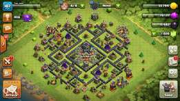 Clash Of Calns TH9