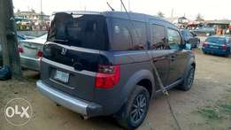 Clean Registered Honda Element 2004