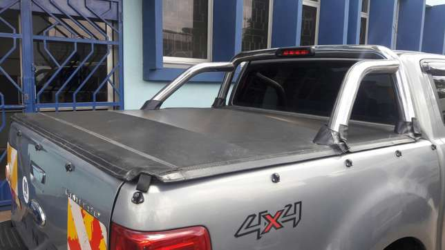 Tonneau cover for your pickup Industrial Area - image 1