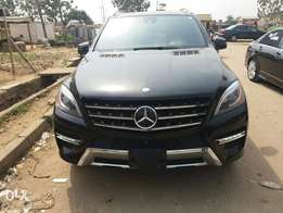 Super Clean Tokunbo Mercedes Benz ML350 4Matic - 2014