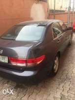 Register Honda accord 2004/2004 model