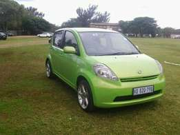 Automatic Sirion 1.3 model 2005 R37 500
