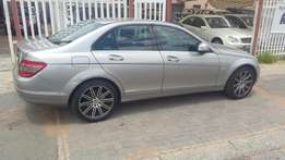 Mercedes-Benz c200 compressor 2008 for sale