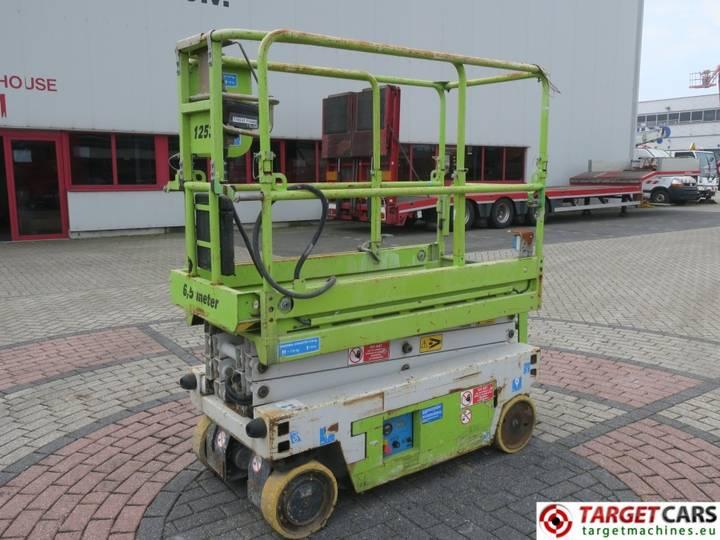 Iteco IT4680 Electric Scissor WorkLift 650cm - 2008