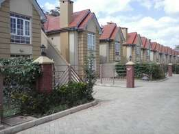 Langata elegant 4 br townhouse for sale