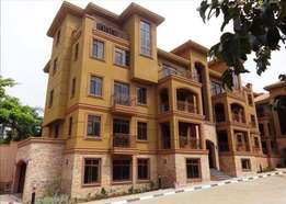 Newly completed luxury apartments in Bugolobi for rent.