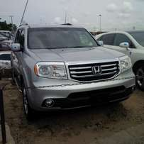 First Grade Honda Pilot 2013 Model, Direct Foreign Use