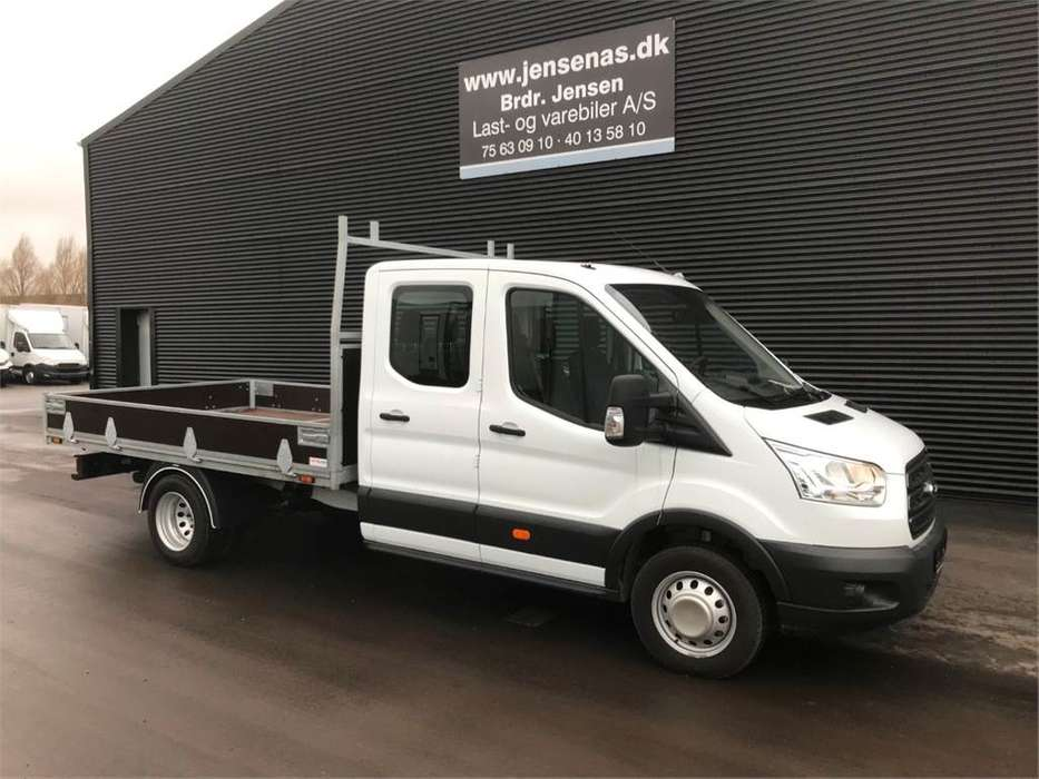 Ford Transit 350 L3 Chassis - 2018