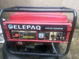 3.0 Kva Elepaq Generator, too cheap for its value.