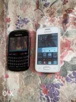 Samsung Galaxy Young 2 Plus Blackberry 9320