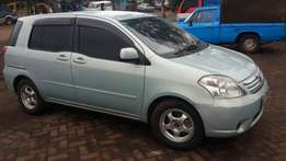 Toyota raum on quick sale trade in accepted