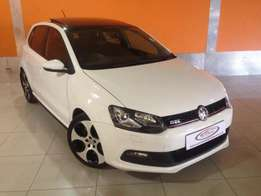 2013 Volkswagen polo Gti Dsg with only 43 000km