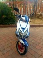 2008 keeway scooter 125cc
