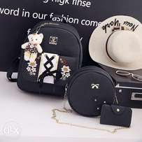 Cute Female Backpack... Limited stock