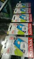Original 32Gb Sandisk Memory Cards. With 3 months warranty. 48mb/s