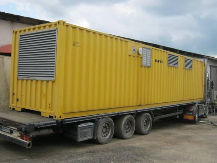 Koegel SN 24 mit Containerverschlüssen - 2008