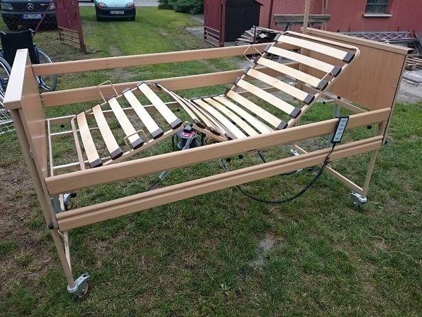 Zestaw Mobilizujący łóżko Rehabilitacyjne 2 X Materac
