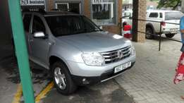 Renault duster 1.5 dci.